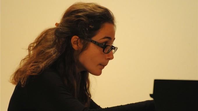 Siegerin Kategorie 3: Alba Shkreli aus Kloten.