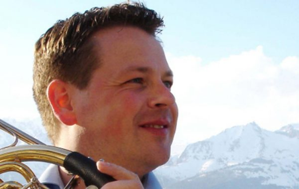 Andreas Kamber, Hornist, Solothurn