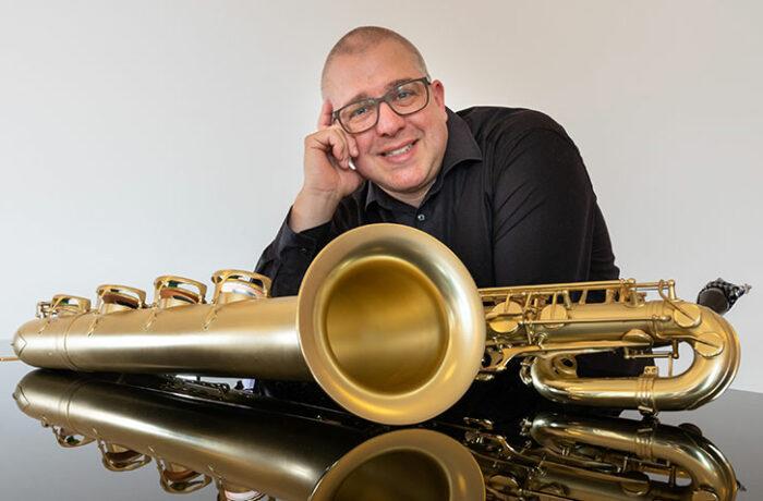 Lukas Vogelsang, Klarinettist, Solothurn