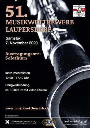 Broschüre Instrumentalisten 2020