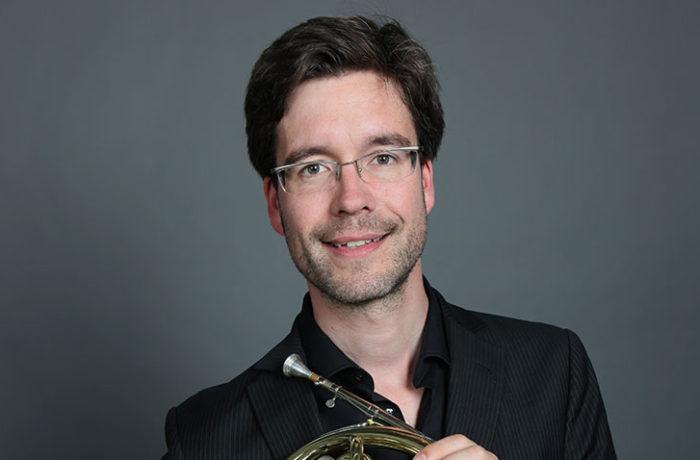 Oliver Darbelley, Hornist, Bern